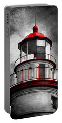 Marblehead Lighthouse - Alternate Reality Portable Battery Charger