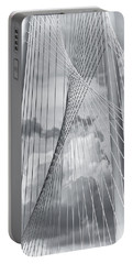 Margaret Hunt Hill Bridge Portable Battery Charger