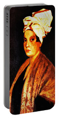 Marie Laveau - New Orleans Witch Portable Battery Charger