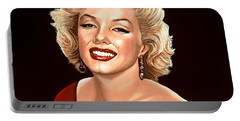 Marilyn Monroe 3 Portable Battery Charger