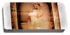 Marilyn Monroe Film Portable Battery Charger by EricaMaxine  Price