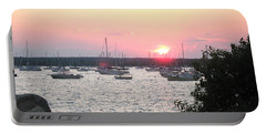 Marion Massachusetts Bay Portable Battery Charger by Kathy Barney
