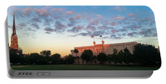 Marion Square Sunrise Portable Battery Charger