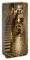 Market Square - Sepia 2 Portable Battery Charger