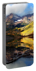 Maroon Bells Autumn Portable Battery Charger