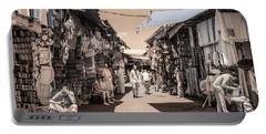 Marrakech Souk Portable Battery Charger