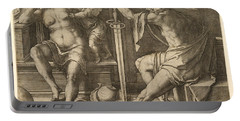 Mars Venus And Cupid Portable Battery Charger