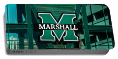 Marshall University Portable Battery Charger