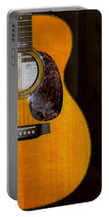 Martin Guitar  Portable Battery Charger by Bill Cannon