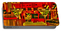 Martini Time Portable Battery Charger