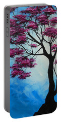 Portable Battery Charger featuring the painting Marvelous Light by Dan Whittemore