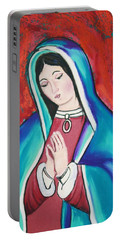 Mary Portable Battery Charger