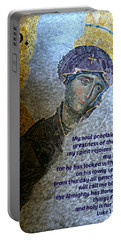 Mary's Magnificat Portable Battery Charger