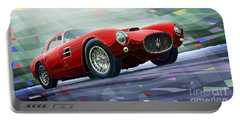 Maserati A6gcs Berlinetta By Pininfarina 1954 Portable Battery Charger