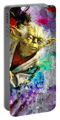 Master Yoda Portable Battery Charger by Daniel Janda