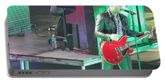 Portable Battery Charger featuring the photograph Matthew West At Winterjam by Aaron Martens