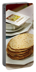 Matza And Haggada For Pesach Portable Battery Charger