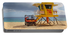 Maui Lifeguard Tower Portable Battery Charger