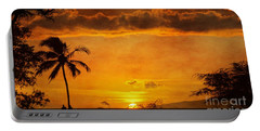 Maui Sunset Dream Portable Battery Charger