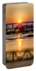 Maumee River At Grand Rapids Ohio Portable Battery Charger