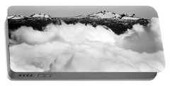 Mauna Kea Portable Battery Charger by Denise Bird