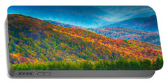 Max Patch Bald Fall Colors Portable Battery Charger