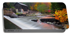 Mcconnell's Mill Fall  Portable Battery Charger
