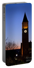 Mcgraw Tower Cornell University Portable Battery Charger