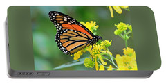Meadow Monarch Portable Battery Charger