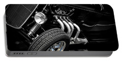 Portable Battery Charger featuring the photograph Mean Machine Classic by Aaron Berg