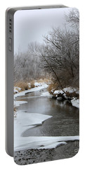 Meandering Geese Portable Battery Charger