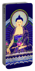 Medicine Buddha 6 Portable Battery Charger by Lanjee Chee