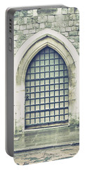 Medieval Door Portable Battery Charger