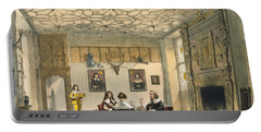Medieval Family Supper, Wakehurst Portable Battery Charger