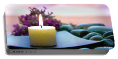 Meditation Candle Portable Battery Charger