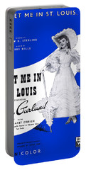 Meet Me In St Louis Louis Portable Battery Charger