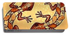 Meet The Geckos Portable Battery Charger