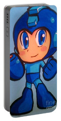 Mega Man Portable Battery Charger