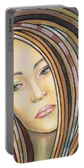 Melancholy 300308 Portable Battery Charger by Sylvia Kula
