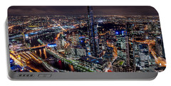 Melbourne At Night IIi Portable Battery Charger