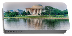 Memorial Sunset Portable Battery Charger