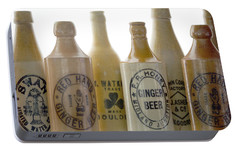 Portable Battery Charger featuring the photograph Memories In A Bottle by Holly Kempe