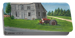 Memories... Portable Battery Charger by Norm Starks