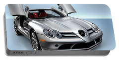 Mercedes Benz Slr Mclaren Portable Battery Charger