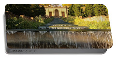 Meridian Hill Park Waterfall Portable Battery Charger