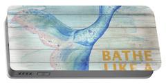 Mermaid Bath I Portable Battery Charger
