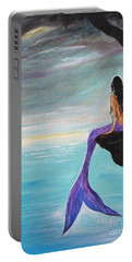 Mermaid Oasis Portable Battery Charger