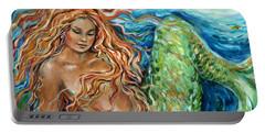 Mermaid Sleep New Portable Battery Charger