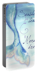 Mermaid Tail I Portable Battery Charger