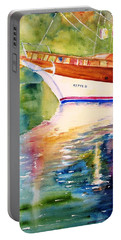 Merve II Gulet Yacht Reflections Portable Battery Charger
